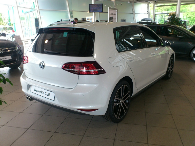 Golf gtd 2013 essai for Garage volkswagen rennes occasion