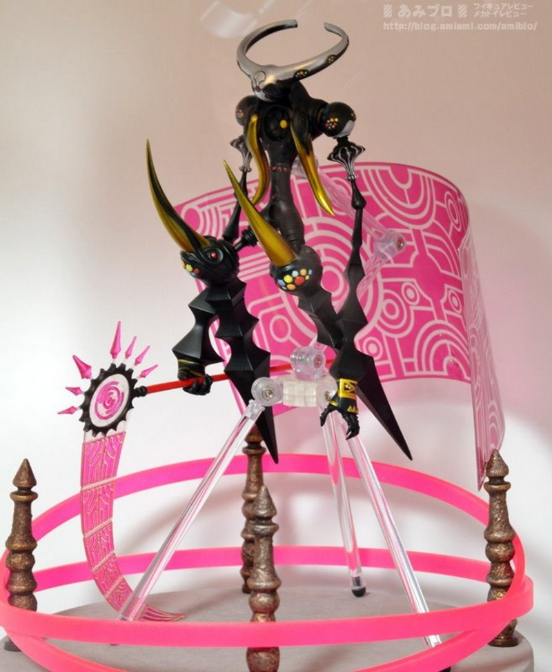 Skeith + Haseo 3rd Form D-Arts Figure