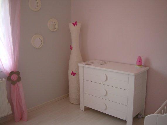 Idee Deco Salon Blanc Et Noir : Future chambre de bébé 2