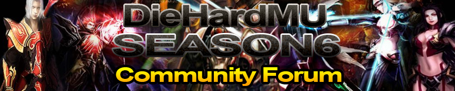 DieHardMU Community Forum