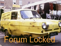 Forum is locked