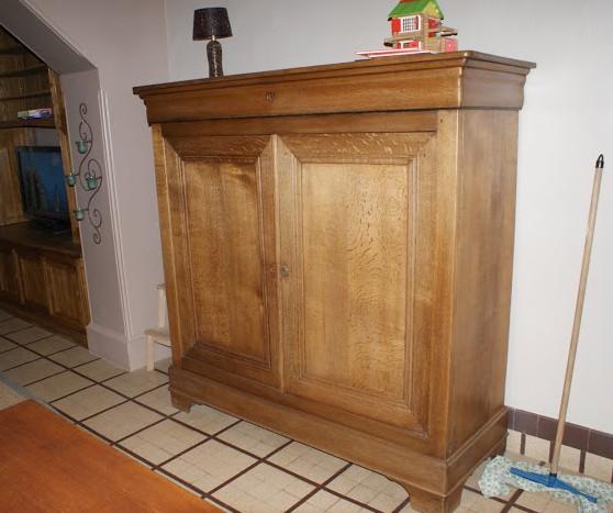Re: Parquet gris avec meubles en chêne moyen