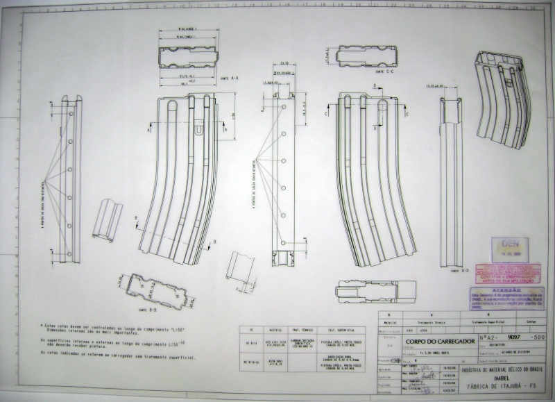 Home made ar 15 and ak 47 style magazines ccuart Images