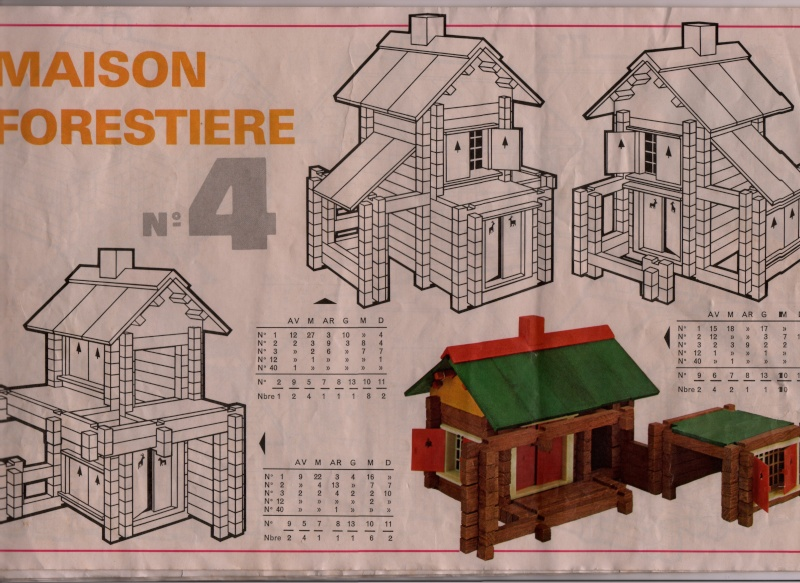 La Maison Forestière Jeujura Eighties Le Forum De La