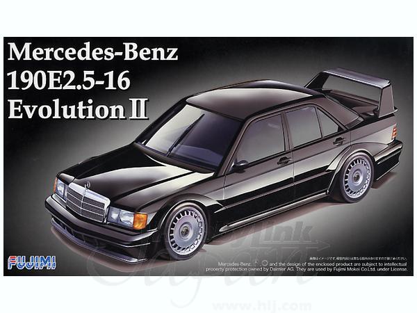 Mercedes benz 190e 2 5 16v evo ii for Mercedes benz 190e 2 5 16 evolution ii for sale