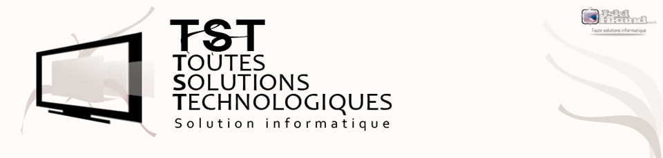 Solution Informatique