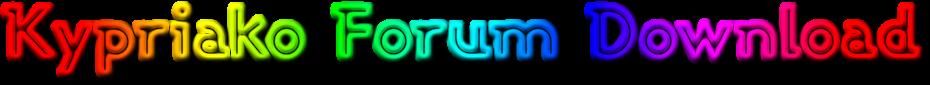 Kypriako Forum