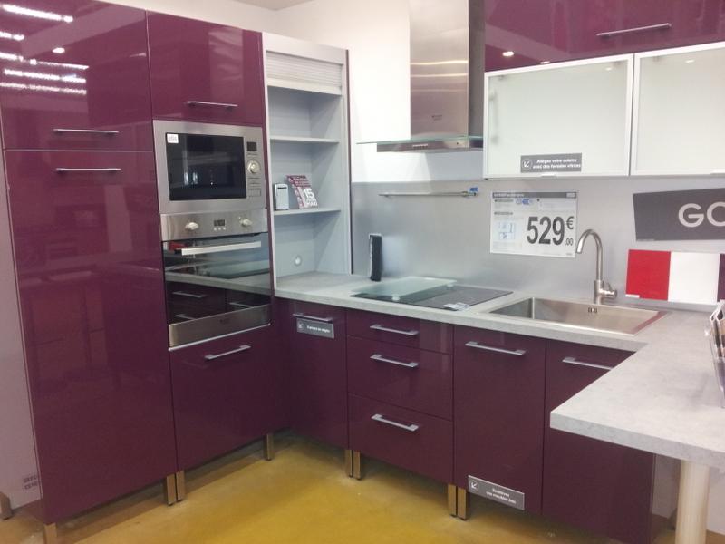 Quelle couleur pour les murs de ma cuisine peinture Achetre meuble cuisine dans le 52